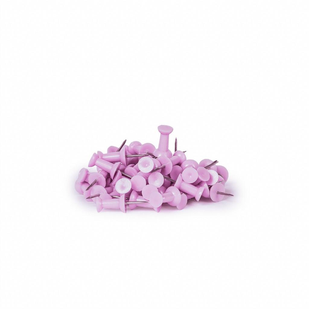 Alfinete taça rosa pastel
