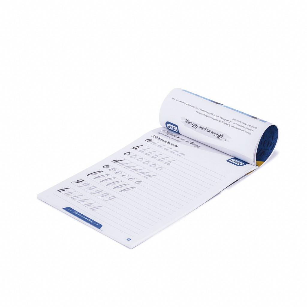 Apostila Brush Lettering - Nivel inicial