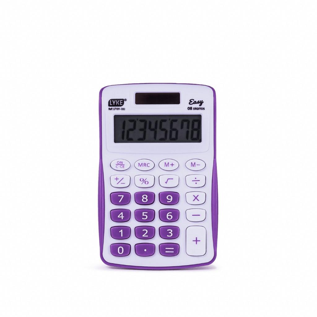Calculadora Easy - Bls c/1 - Branco/Rx - 113 x 71 x 16. 3