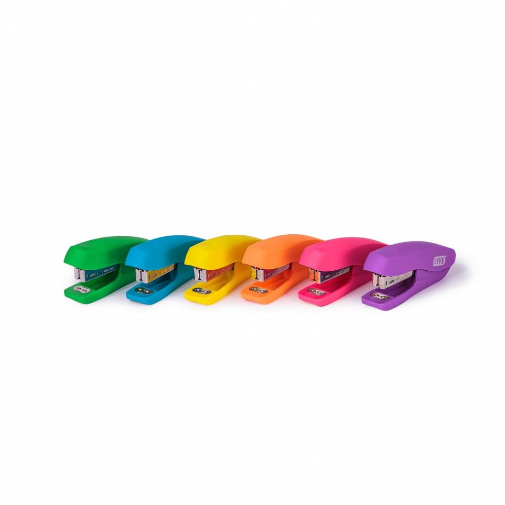 Grampeador neon
