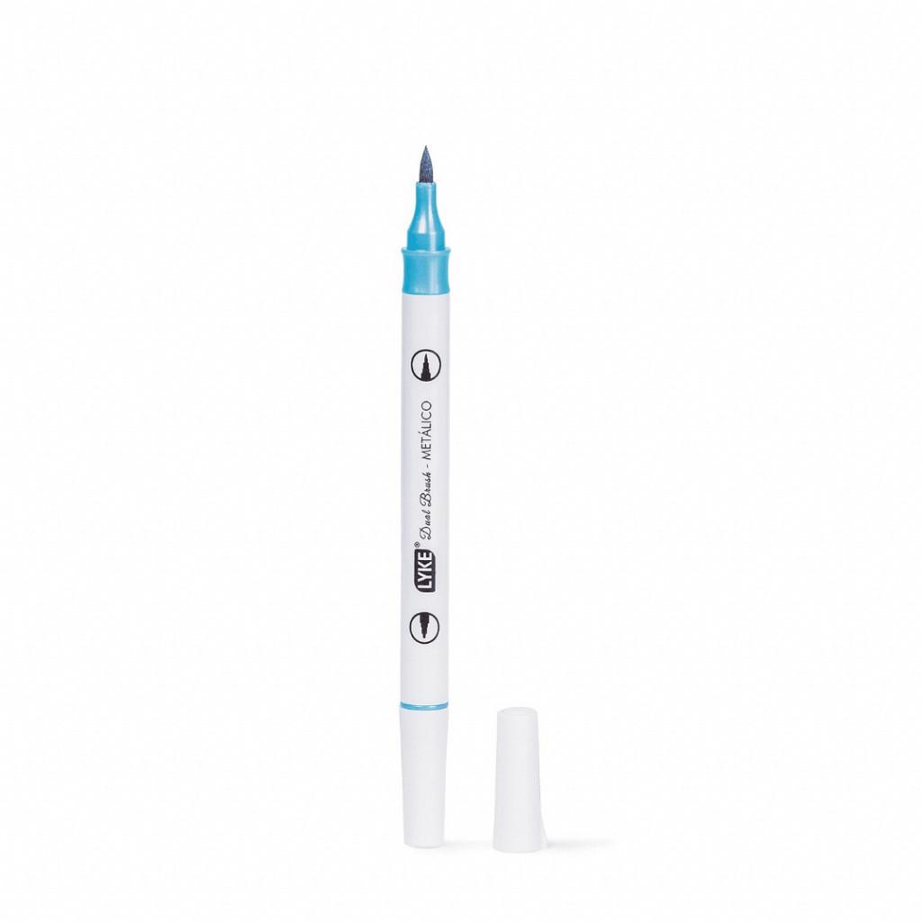 Marcador Dual Brush (Brush+Marker) - 6 cores - Metátilo