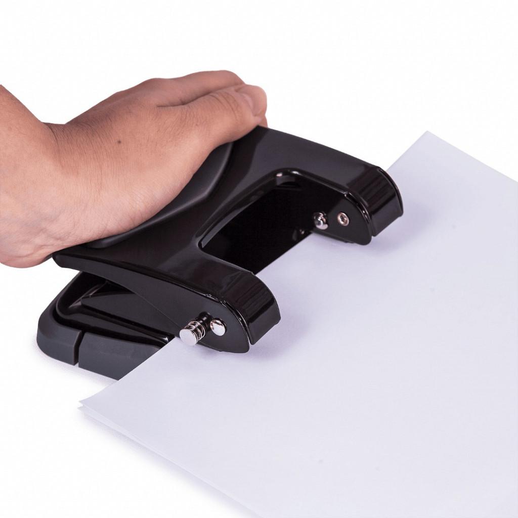 Perfurador de papel até 40 folhas