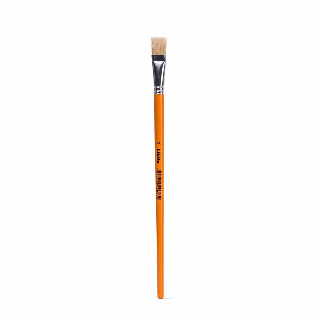 Pincel Pintura N°16 - blister com  06 unds