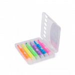 Giz Retrátil (Color Gel)- 6 cores