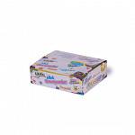 Grampeador Mini PASTEL - p/ até 18 fls. - cx c/ 12 unids