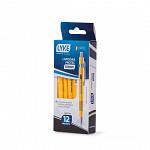 Lapiseira Protec - 0.9mm - Amarela - Cx/12
