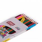 Lápis 12 cores - Madeira (FSC)