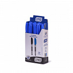 Marcador CD/Retroprojetor - Azul - 1,0 mm - cx c/ 12 unds
